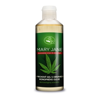 Mary Jane sprchový gel 250ml