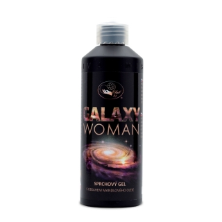 Galaxy Woman sprchový gel 250ml
